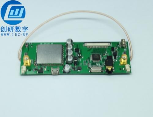 4.3寸5.8G双路FPV图传显示屏